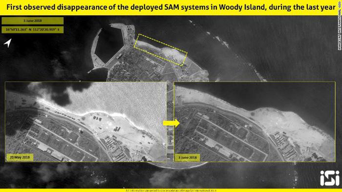Bắc Kinh đã rút các tên lửa trên đảo Phú Lâm đi đâu? - Ảnh 1.