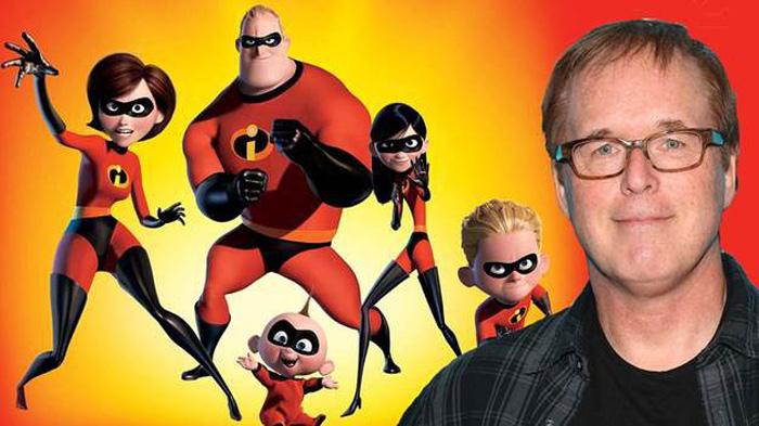 Brad Bird và sự trở lại sau 14 năm với 'Incredibles 2' - Ảnh 2.