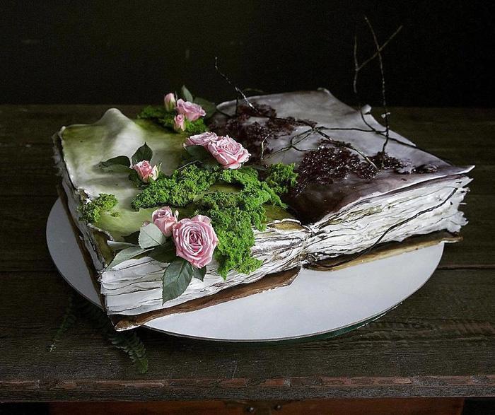 Những chiếc bánh ngọt đẹp không nỡ ăn của mỹ nhân Nga - Ảnh 4.