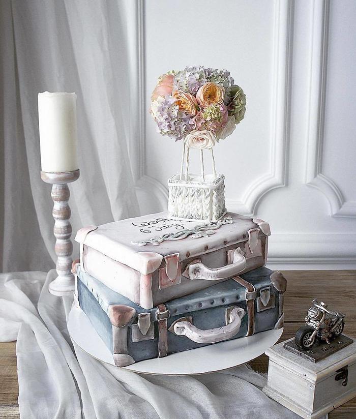 Những chiếc bánh ngọt đẹp không nỡ ăn của mỹ nhân Nga - Ảnh 13.