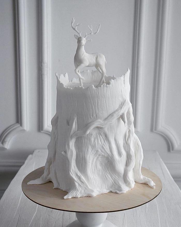 Những chiếc bánh ngọt đẹp không nỡ ăn của mỹ nhân Nga - Ảnh 15.