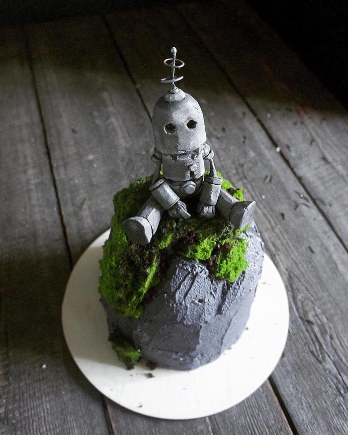Những chiếc bánh ngọt đẹp không nỡ ăn của mỹ nhân Nga - Ảnh 9.