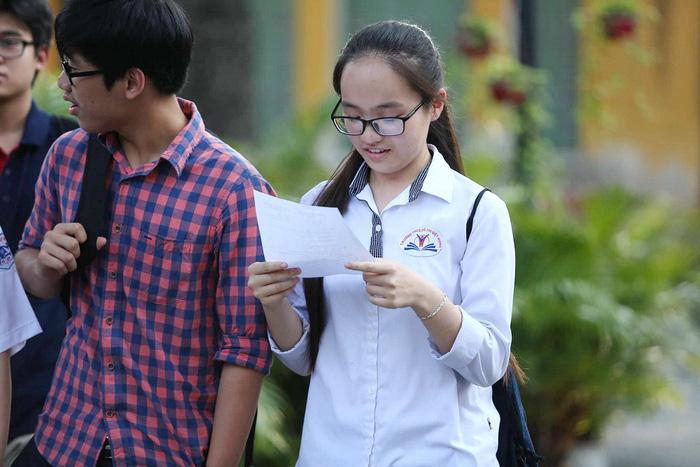 Đề toán tuyển sinh lớp 10 Hà Nội: khó lấy điểm tuyệt đối - Ảnh 5.