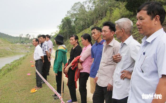 Cầu siêu cho 98 thanh niên hi sinh ở công trường cống Hiệp Hòa năm 1978 - Ảnh 2.