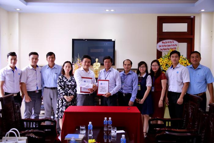ĐH Công nghiệp thực phẩm TP.HCM xét tuyển học bạ THPT - Ảnh 2.