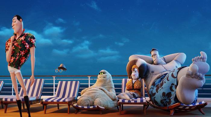 Kỳ nghỉ mùa hè kỳ thú cho trẻ con với Hotel Transylvania 3 - Ảnh 7.