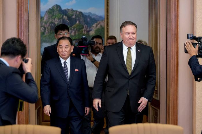 Phi hạt nhân hóa Triều Tiên: Trống đánh xuôi, kèn thổi ngược - Ảnh 1.