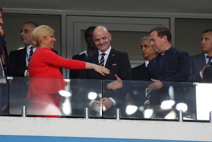 Tổng thống Croatia - bậc thầy xây dựng thương hiệu quốc gia qua bóng đá - ảnh 5