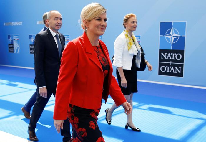 Tổng thống Croatia - bậc thầy xây dựng thương hiệu quốc gia qua bóng đá - ảnh 1