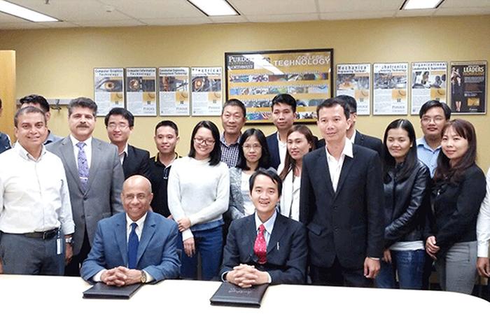 Khối ngành công nghệ và kỹ thuật năm 2018 tại ĐH Duy Tân - Ảnh 1.