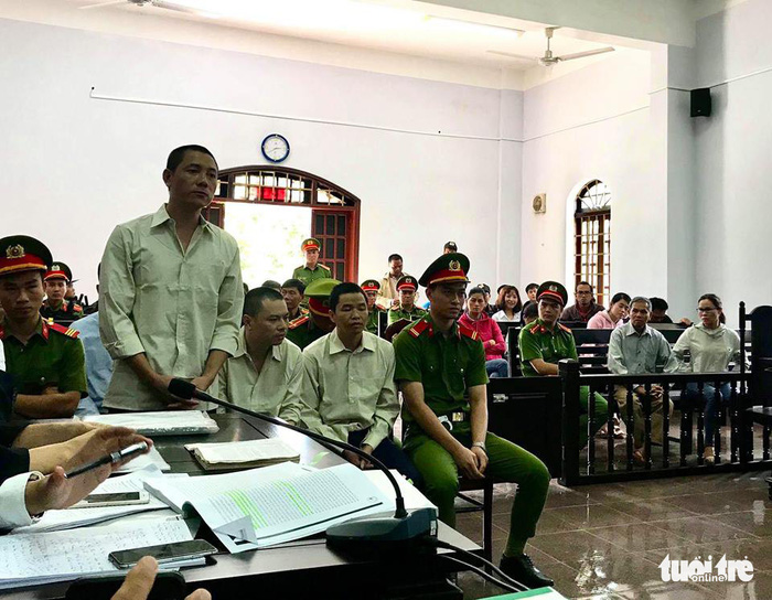 Ông Đặng Văn Hiến bị tuyên y án tử hình - Ảnh 1.