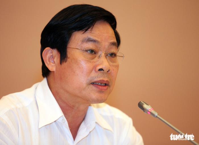 Đề nghị kỷ luật nghiêm minh nguyên bộ trưởng Nguyễn Bắc Son - Ảnh 1.