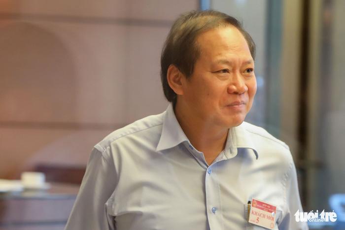 Bộ trưởng Trương Minh Tuấn bị cảnh cáo, cho thôi chức bí thư Ban cán sự đảng - Ảnh 1.