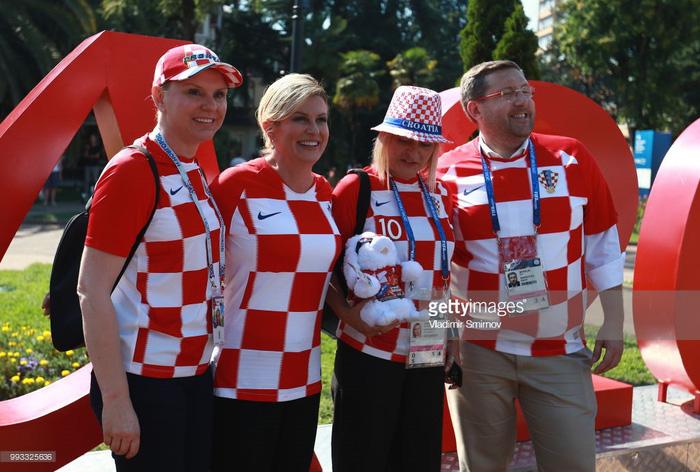 Tổng thống Croatia - bậc thầy xây dựng thương hiệu quốc gia qua bóng đá - ảnh 8