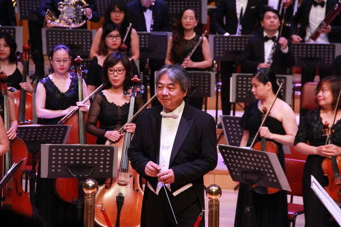Nghe Quốc ca Việt Nam trong đêm hòa nhạc Toyota - ảnh 3