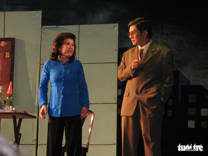 'Vua Riêm' Phương Quang qua đời, hiến xác cho y học - ảnh 2