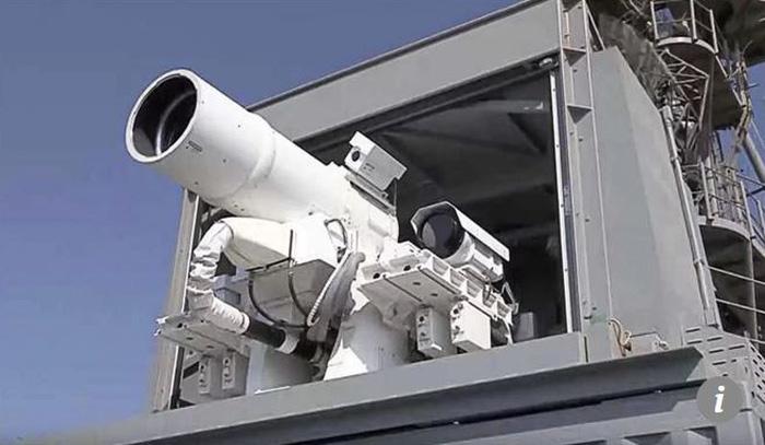 Độ sát thương đáng sợ của súng laser Trung Quốc - Ảnh 3.