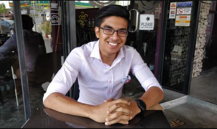 Bộ trưởng ở Malaysia mới 25 tuổi, hấp dẫn như hotboy - Ảnh 3.