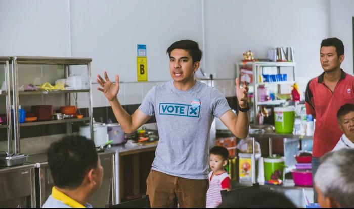Bộ trưởng ở Malaysia mới 25 tuổi, hấp dẫn như hotboy - Ảnh 2.