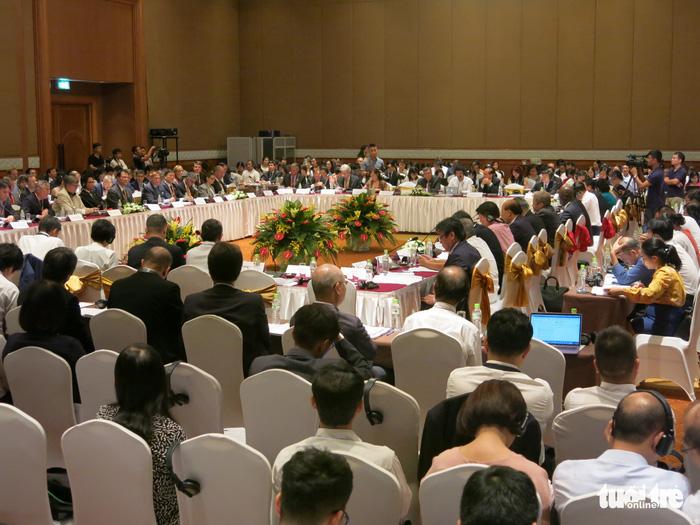 Samsung phải dùng nhiều nhà cung ứng ngoại vì doanh nghiệp Việt yếu - Ảnh 1.