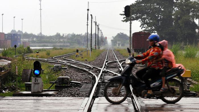 Dự án tín hiệu đường sắt 2.423 tỉ: phải mời nhà thầu Trung Quốc sửa - Ảnh 1.