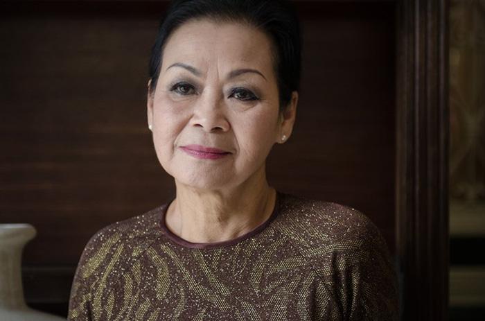 Đại diện của ca sĩ Khánh Ly bác bỏ lời đồn bà vừa qua đời - Ảnh 1.