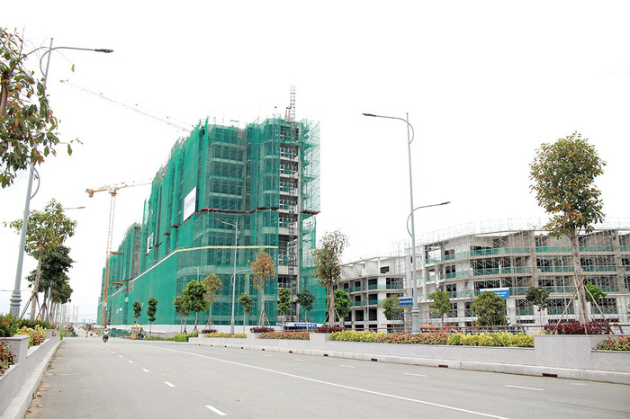 Vẫn chọn bất động sản dù thị trường trầm lắng - Ảnh 3.