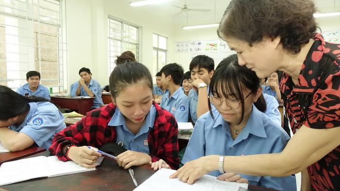Thí điểm đào tạo học sinh lớp 9 lên thẳng cao đẳng - Ảnh 1.