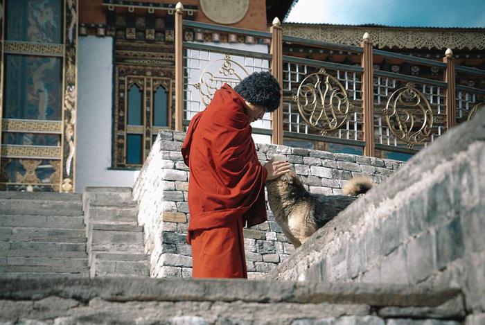 Hạnh phúc là mỉm cười ở Bhutan - Ảnh 2.