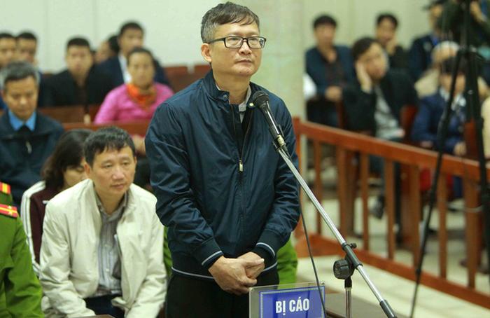 Ông Trịnh Xuân Thanh lại hầu toà vì tham ô 14 tỉ đồng - Ảnh 2.