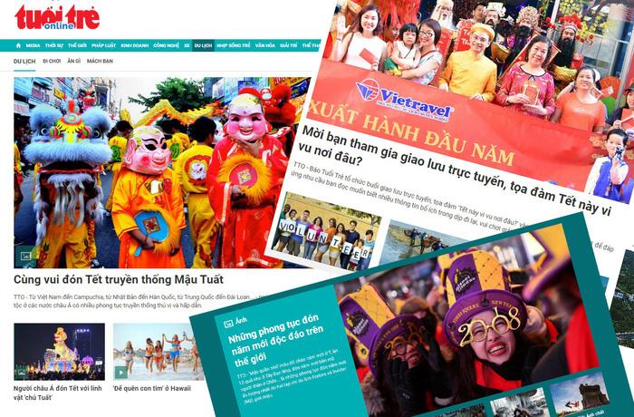 Mời bạn cộng tác Chuyên trang Du lịch Tuổi Trẻ Online - Ảnh 1.