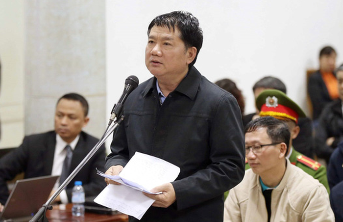 Phạt ông Đinh La Thăng 13 năm tù, ông Trịnh Xuân Thanh tù chung thân - Ảnh 4.
