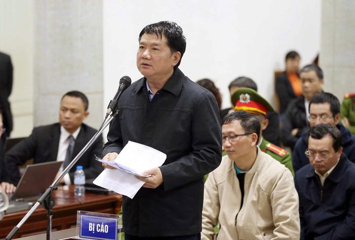 Bị cáo Đinh La Thăng chỉ định thầu cho PVC là có lợi ích nhóm - Ảnh 2.