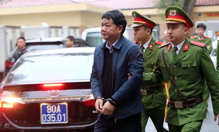 Đề nghị cách ly người làm chứng phiên tòa ông Đinh La Thăng - Ảnh 5.