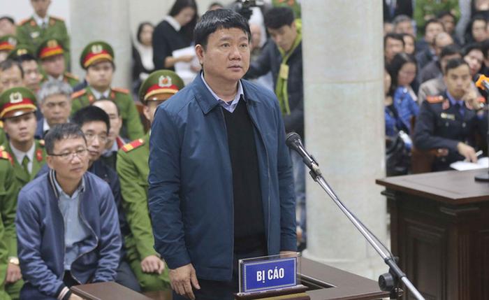 Đề nghị cách ly người làm chứng phiên tòa ông Đinh La Thăng - Ảnh 2.
