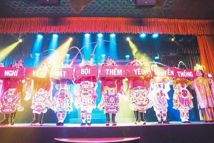 Hồng Ánh, Vũ Cát Tường cùng nghệ sĩ trẻ chung tay gìn giữ hát bội - Ảnh 3.