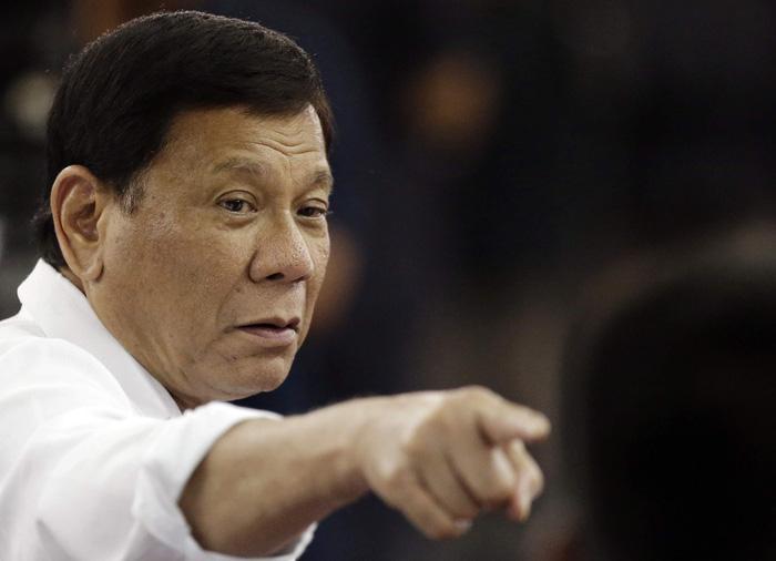 Ông Duterte: Nếu muốn, Trung Quốc hãy biến Philippines thành một tỉnh - Ảnh 1.