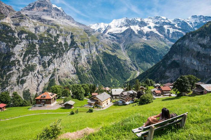 10 ngôi làng ở châu Âu khiến khách ngẩn ngơ - Ảnh 4.