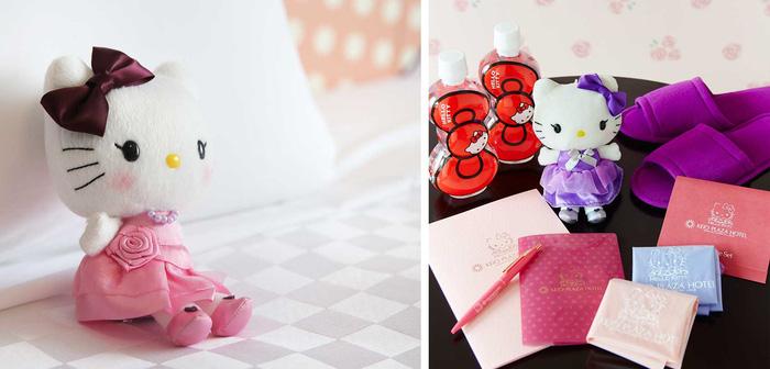 Làm công chúa trong khách sạn Hello Kitty - Ảnh 10.