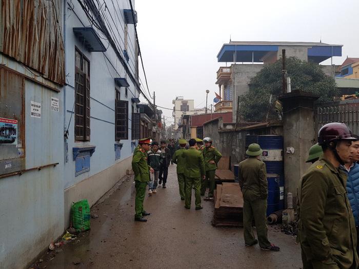 Nổ lớn kho phế liệu ở Bắc Ninh, nhiều căn nhà bị san phẳng - Ảnh 17.