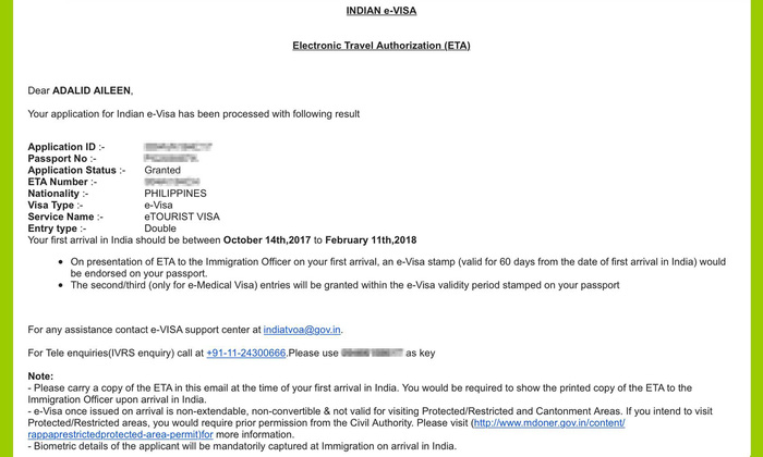 Nộp đơn xin visa Ấn Độ trực tuyến dễ thôi mà - Ảnh 3.