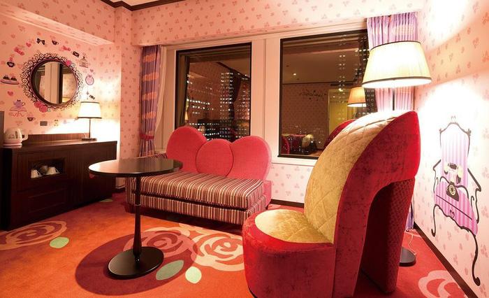 Làm công chúa trong khách sạn Hello Kitty - Ảnh 6.