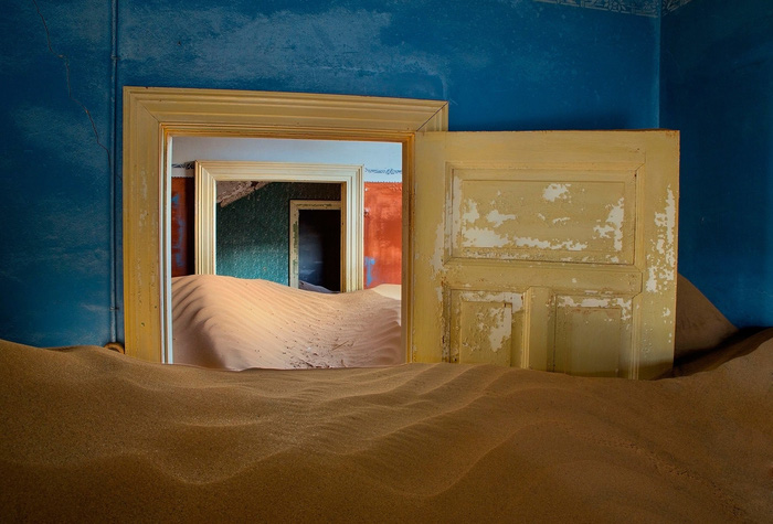Sắc màu hoang dã Namibia - Ảnh 1.