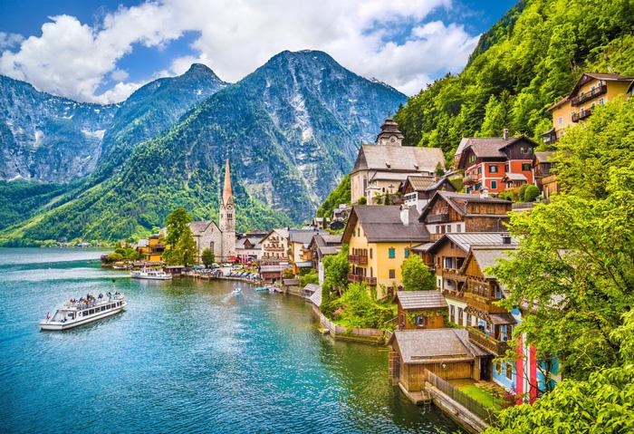 10 ngôi làng ở châu Âu khiến khách ngẩn ngơ - Ảnh 9.