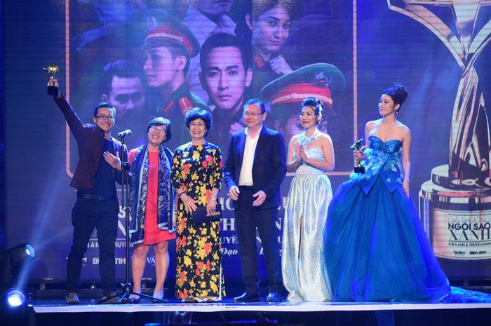 Giải thưởng ngôi sao xanh 2017 vinh danh Em chưa 18 - Ảnh 6.