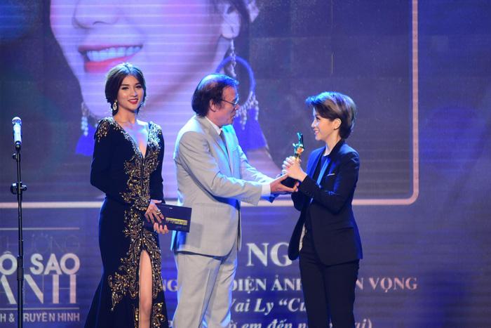 Giải thưởng ngôi sao xanh 2017 vinh danh Em chưa 18 - Ảnh 3.