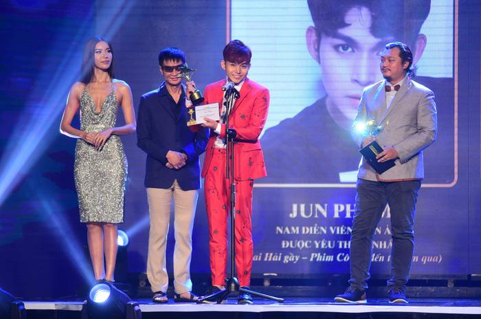 Giải thưởng ngôi sao xanh 2017 vinh danh Em chưa 18 - Ảnh 4.