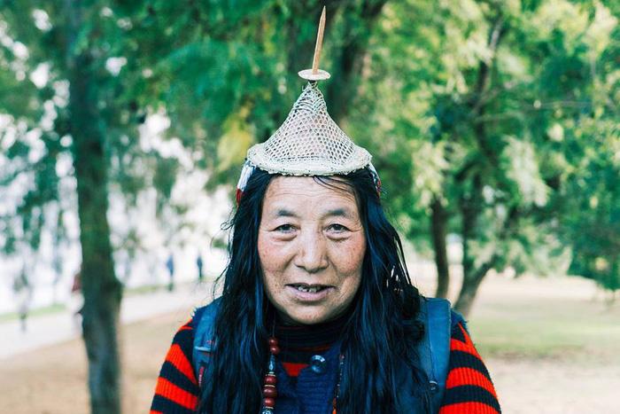 Hạnh phúc là mỉm cười ở Bhutan - Ảnh 3.