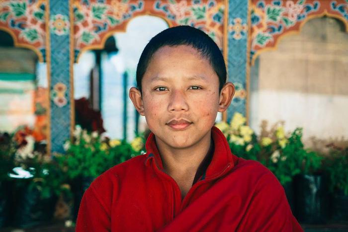 Hạnh phúc là mỉm cười ở Bhutan - Ảnh 5.