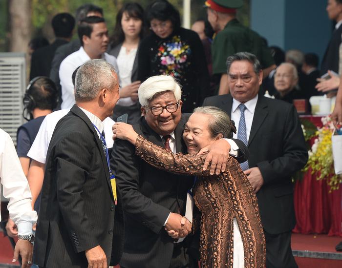 Mittinh trọng thể kỷ niệm chiến dịch Mậu Thân 1968 tại TP.HCM - Ảnh 7.
